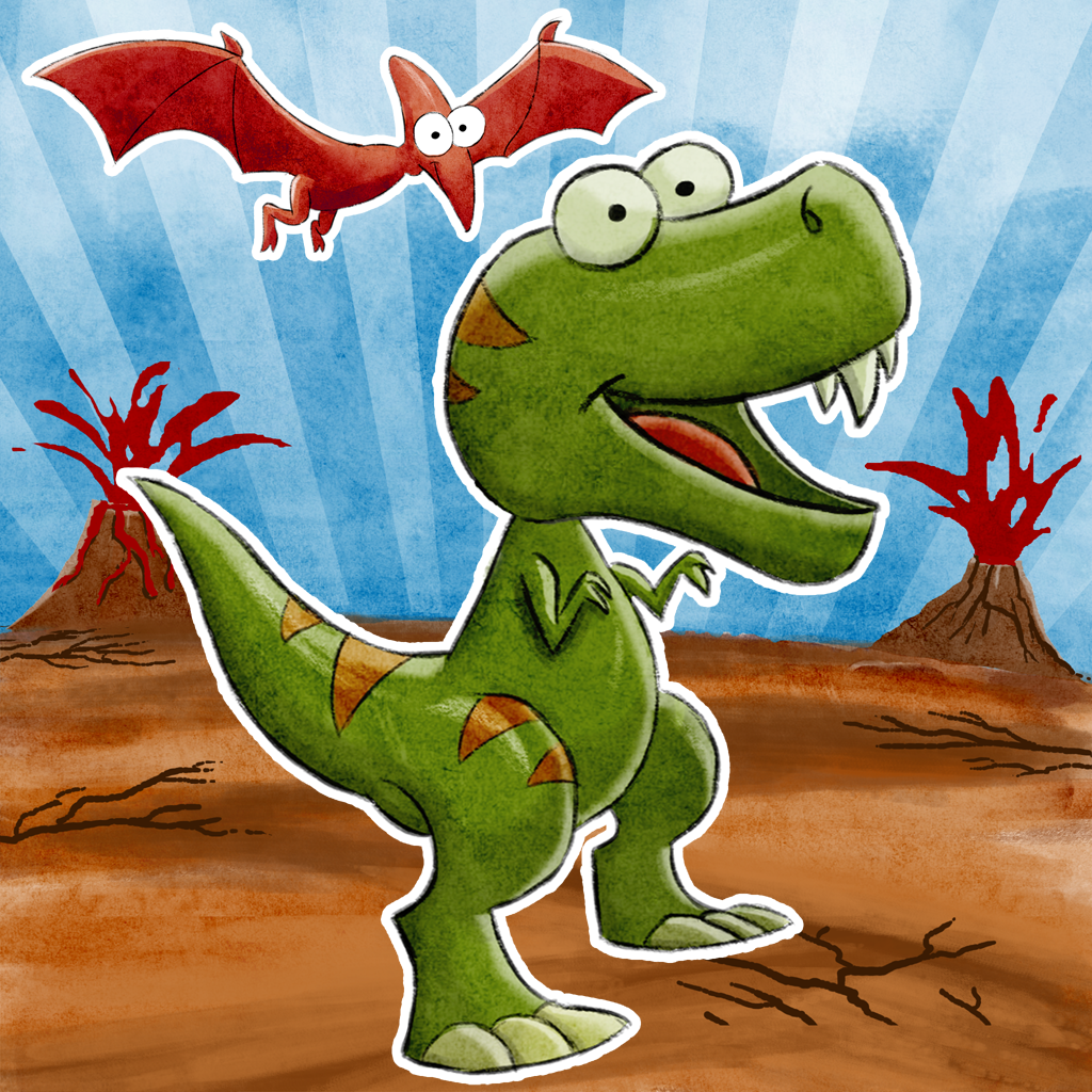 A Dinosaur Genius Test - Free Puzzle Game