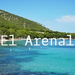 El Arenal Offline Map by hiMaps
