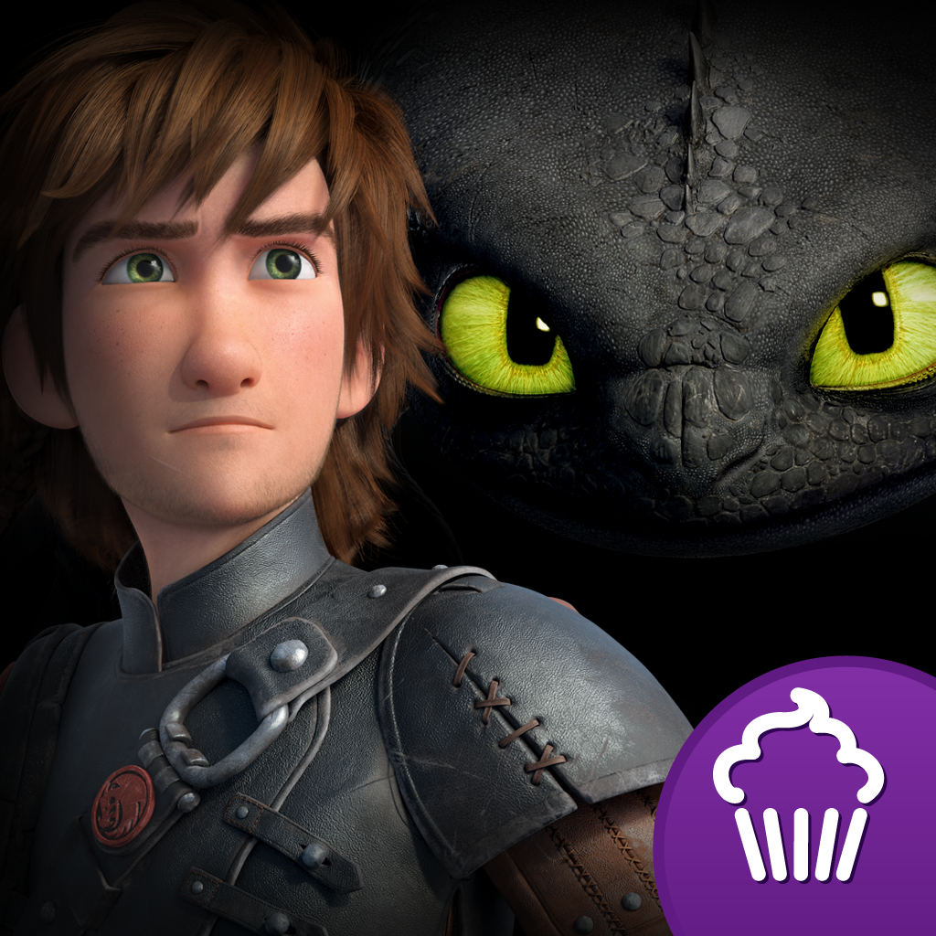 mzl.zkoacqnz News: Cupcake Digital Brings DreamWorks Animation's Thrilling New Movie, How to Train Your Dragon 2, to Life in a Brand New Interactive Storybook App